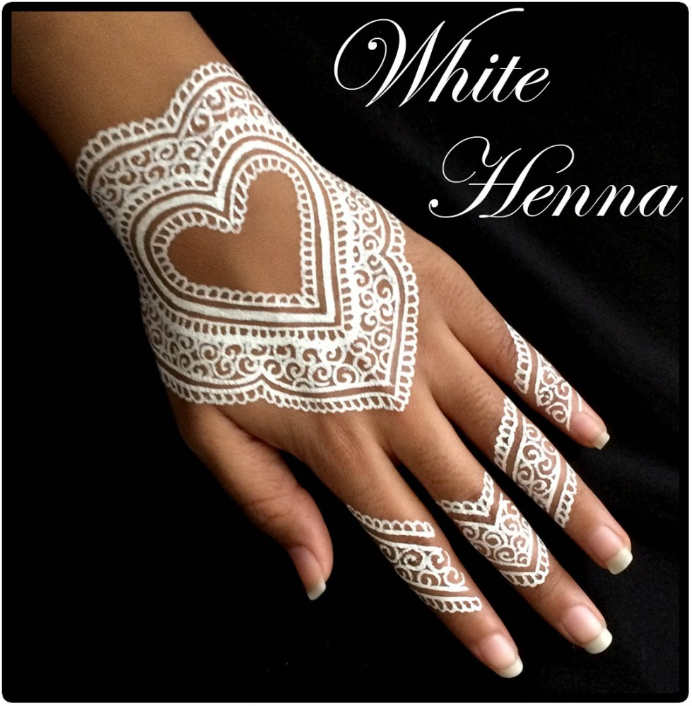 5x golecha white henna paste cones weisse kegel paste no ppd no ammonia 125g ebay. Black Bedroom Furniture Sets. Home Design Ideas