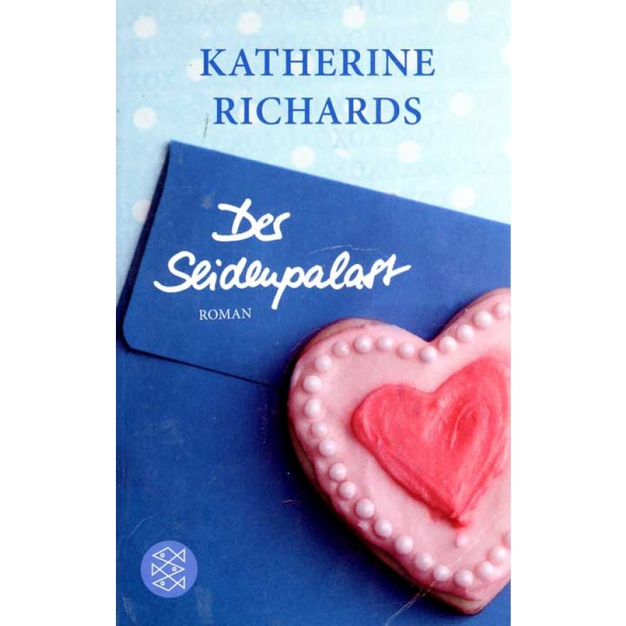 Der Seidenpalast (Katherine Richards) German Language Paperback Novel