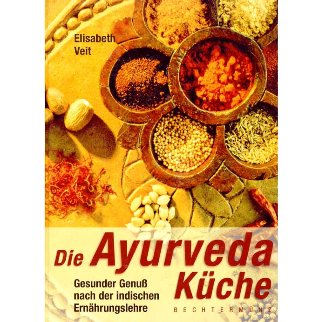 Die Ayurveda Küche Elisabeth Veit German Language