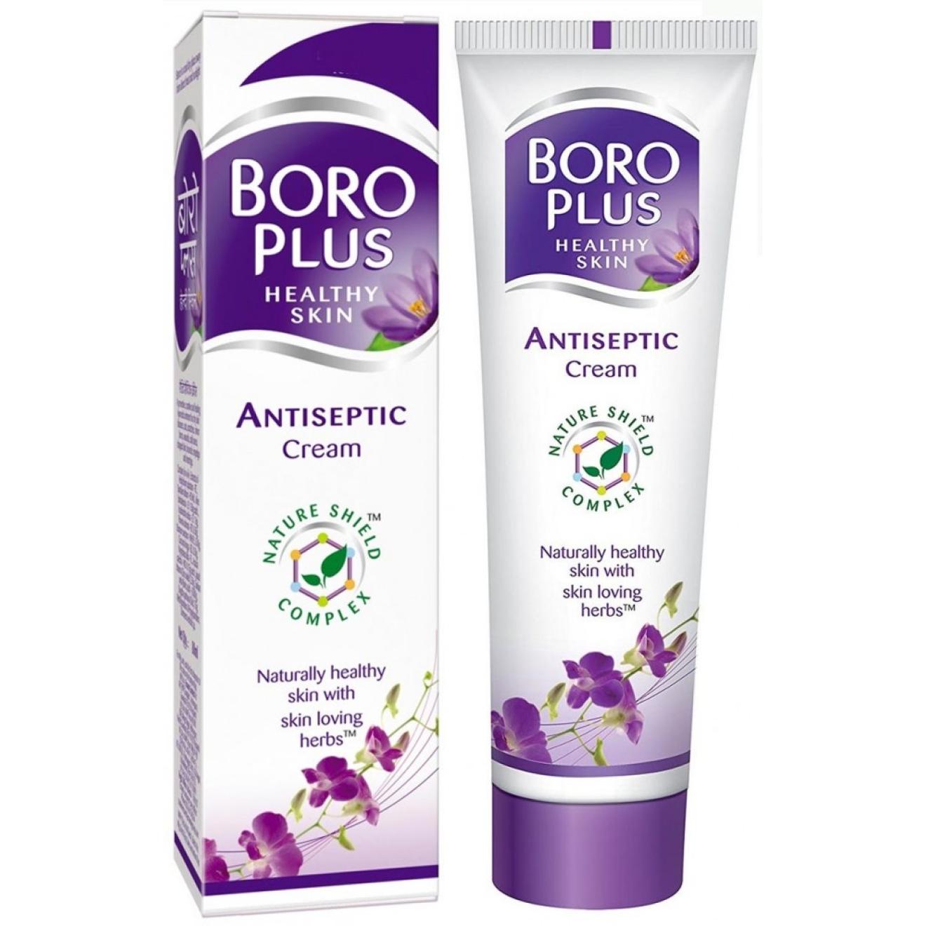 Himami Boro Plus Healthy Skin Antiseptic Cream (for naturally ...