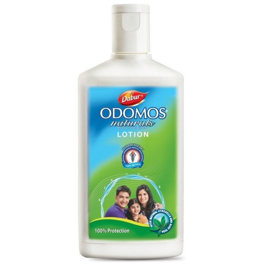 Dabur Odomos Naturals Mosqutio Repellent Lotion (Mückenschutz-Lotion) 60ml