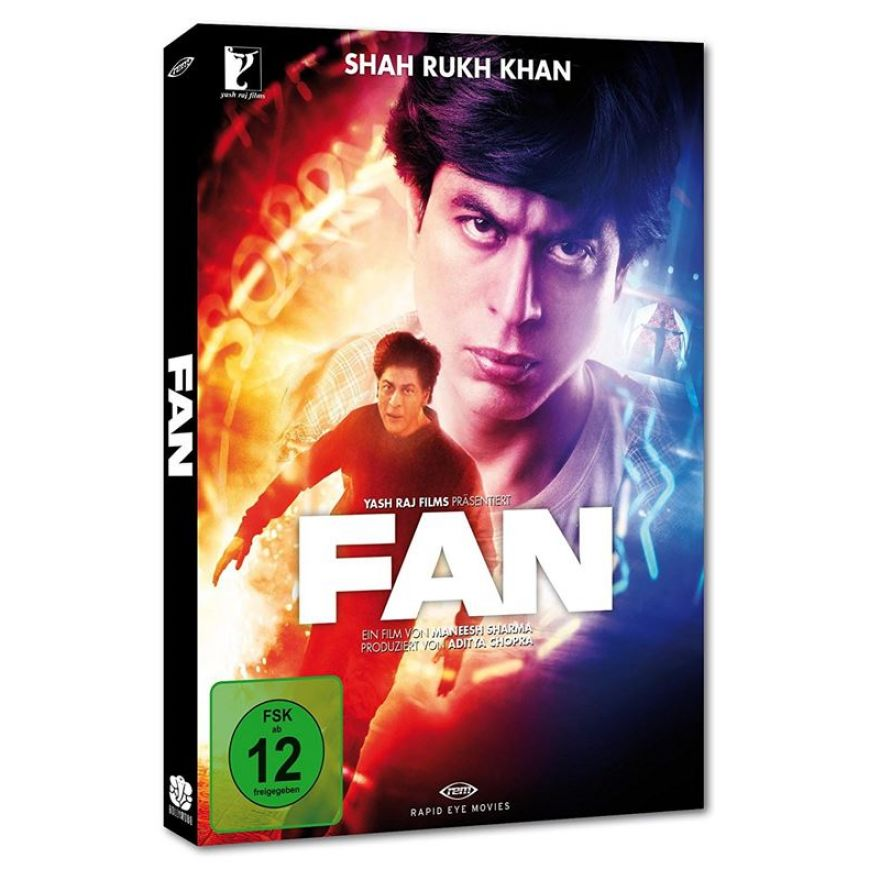 FAN - Speical Edition mit Bluray, Limited Edition (Deutsche Sprache) Shahrukh Khan...