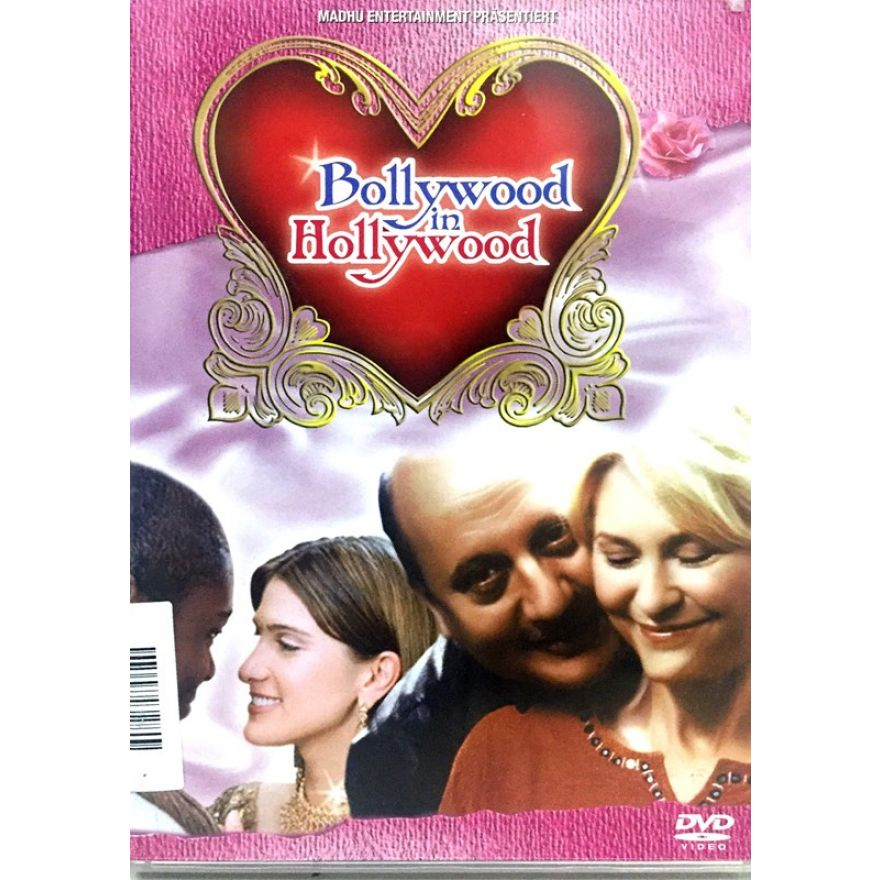 Bollywood in Hollywood - DVD (Deutsche Sprache) Anupam Kher, Dee Wallace...