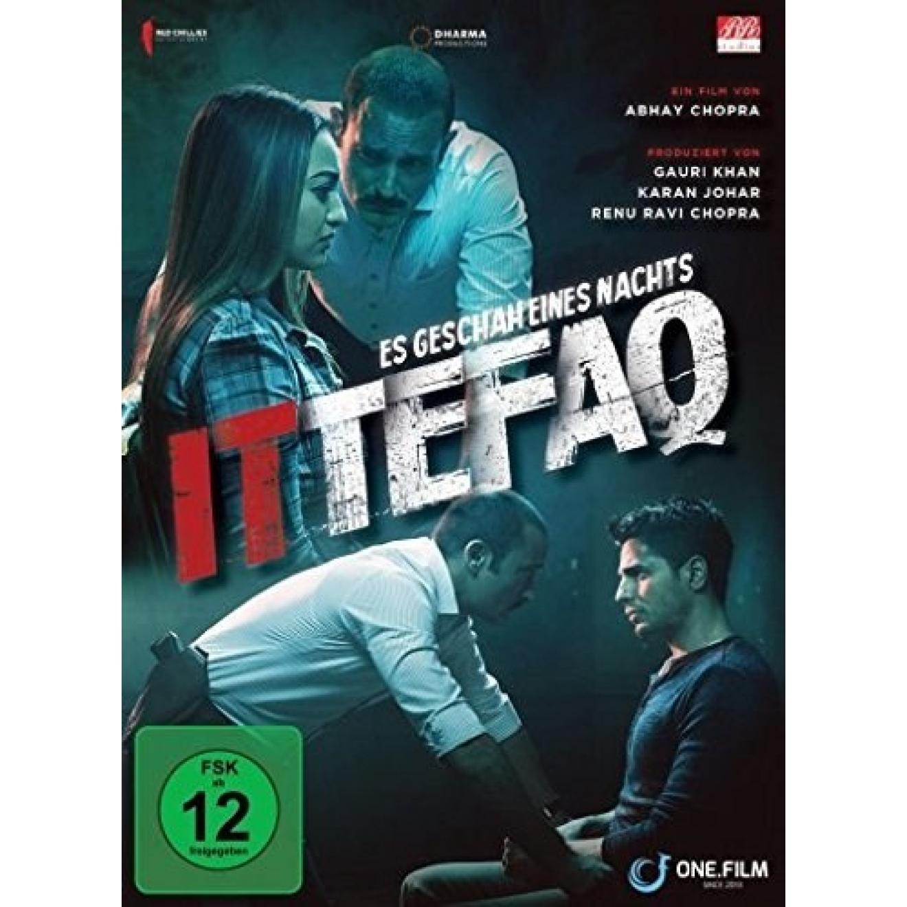 Ittefaq Dvd German Edition