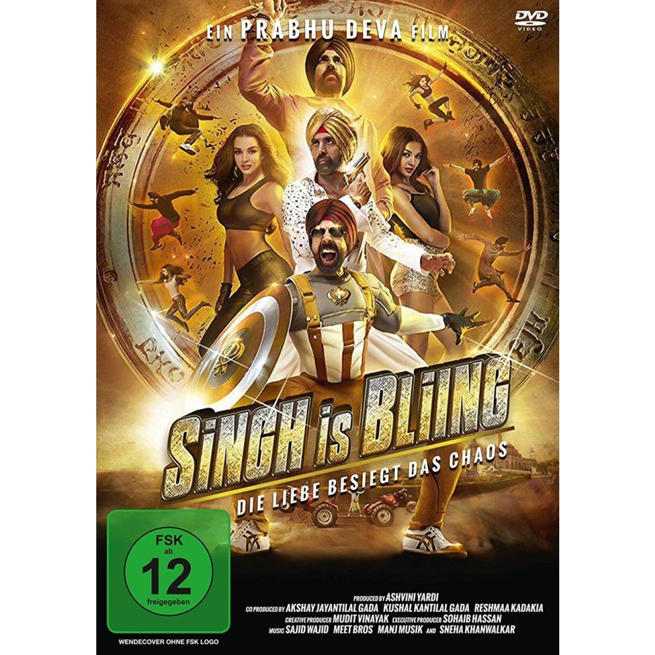 Singh Is Bling Deutsch