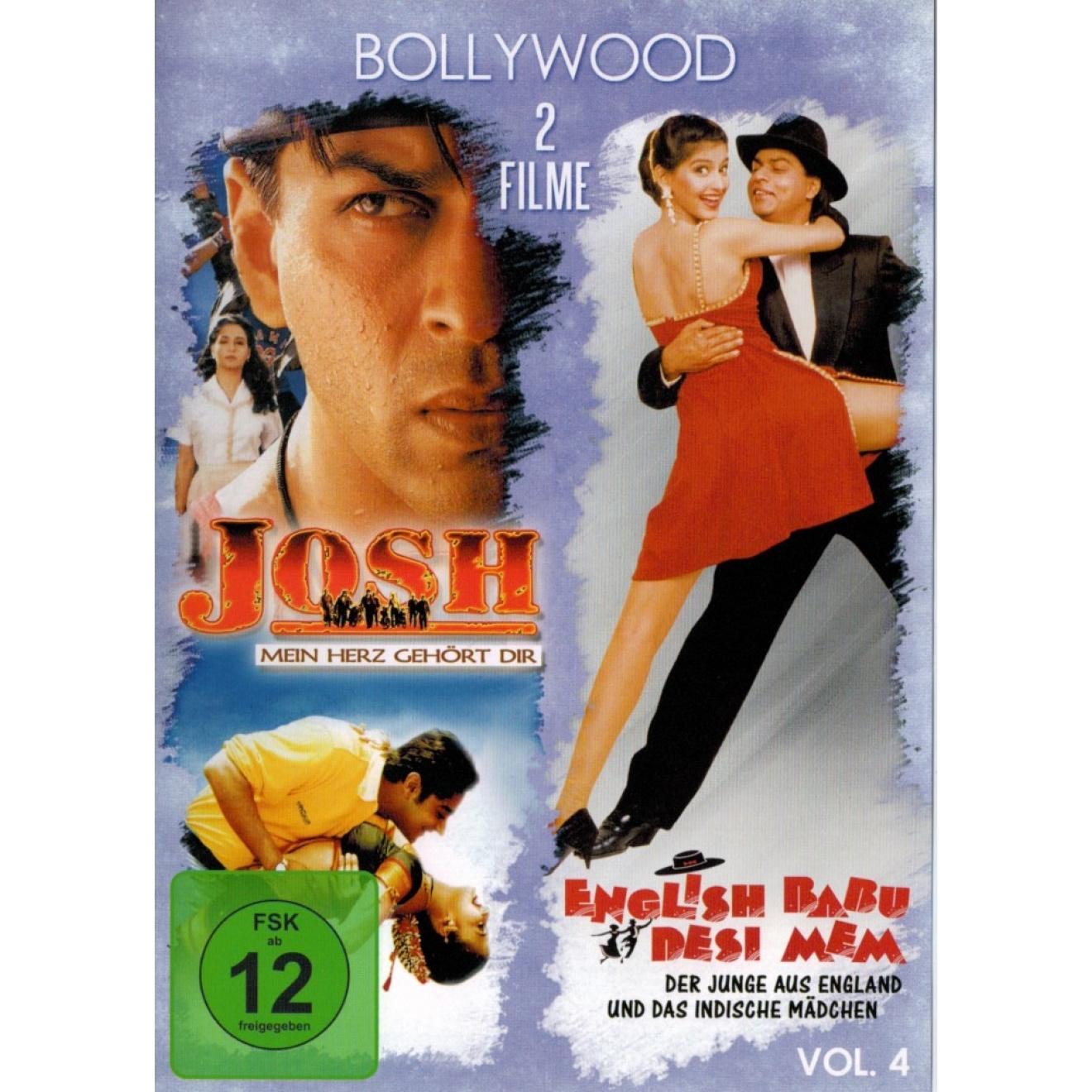 Bollywood 2 Filme Mit Shahrukh Khan Vol 4