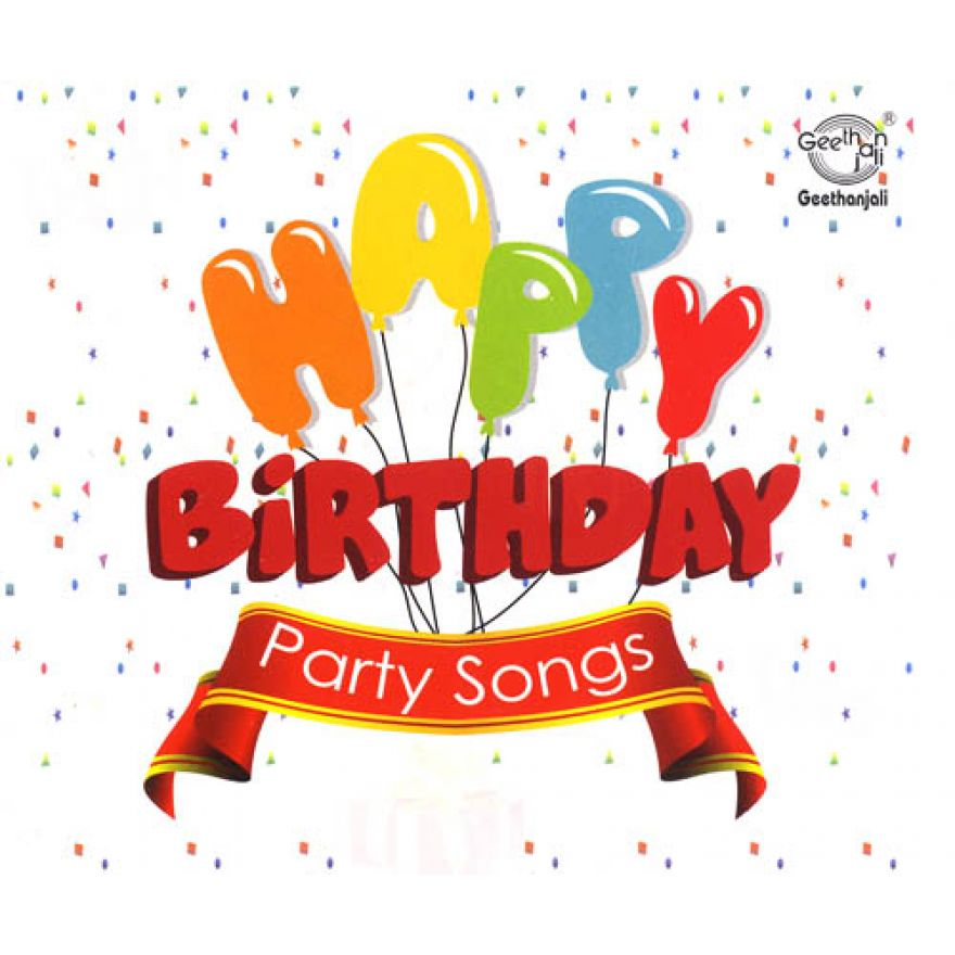 Happy Birthday Party Songs - Language: Englisch - For Children