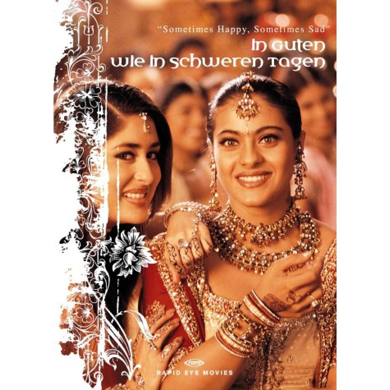 kabhi khushi kabhi gham dvd german edition shahrukh