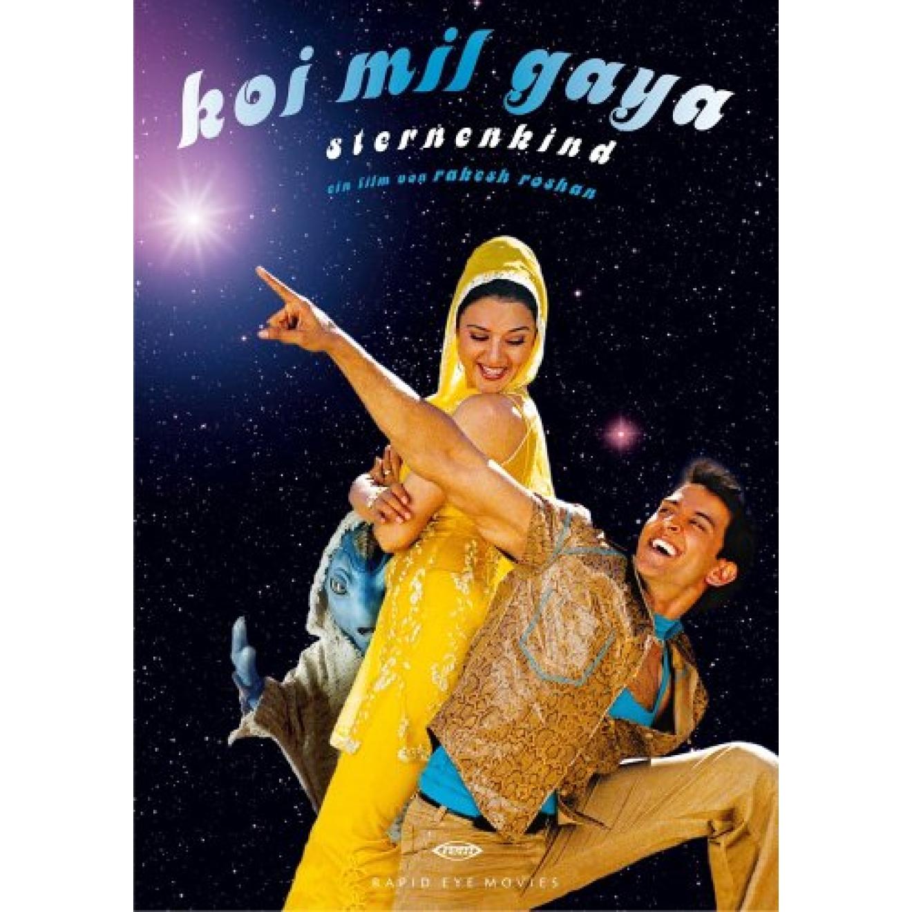 Koi Mil Gaya - DVD (German Edition) Hrithik Roshan, Preity ...