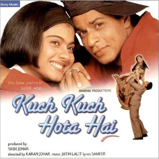 Kuch Kuch Hota Hai Soundtrack Shahrukh Khan Kajol