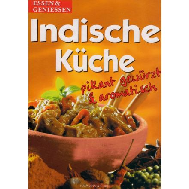Indische Kuche Pikant Gewurzt Aromatisch