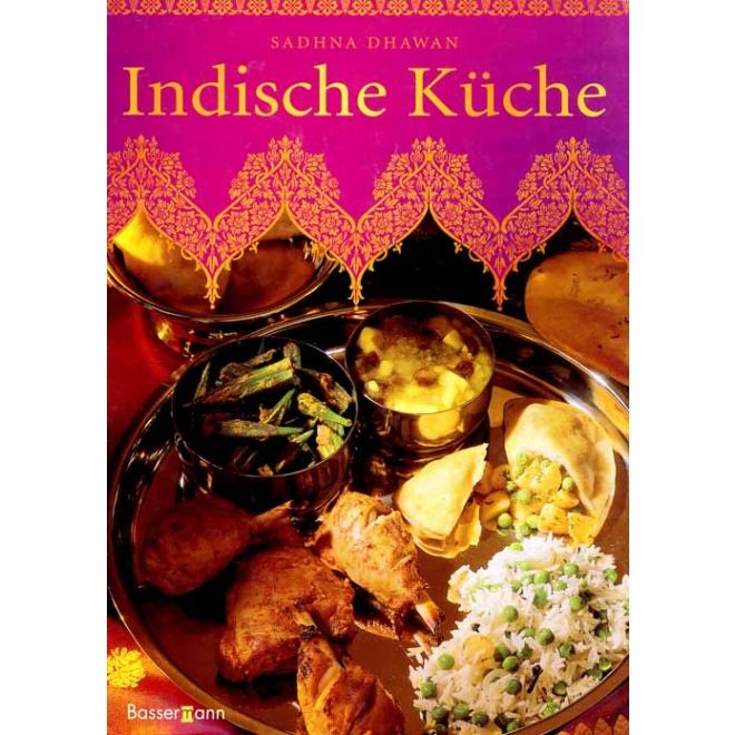 Indische Kuche Cookbook By Sadhna Dhawan German Language