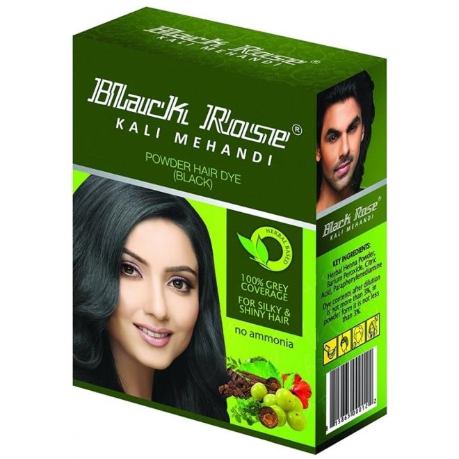 Black Rose Natural Mehandi
