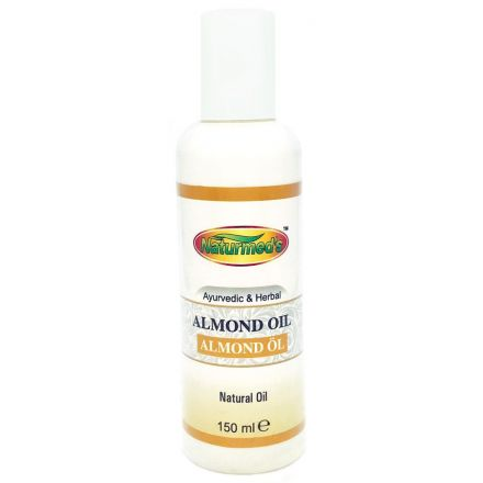 Naturmeds Natural Almond Oil (Ayurvedisches Almond Massageöl) 150ml