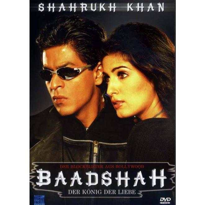 Baadshah Der König Der Liebe Dvd Shahrukh Khan