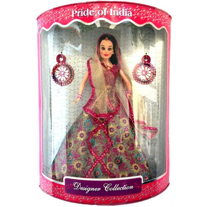 Barbie kleid designer