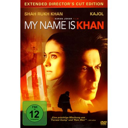 My Name Is Khan Dvd Deutsche Sprache Shahrukh Khan