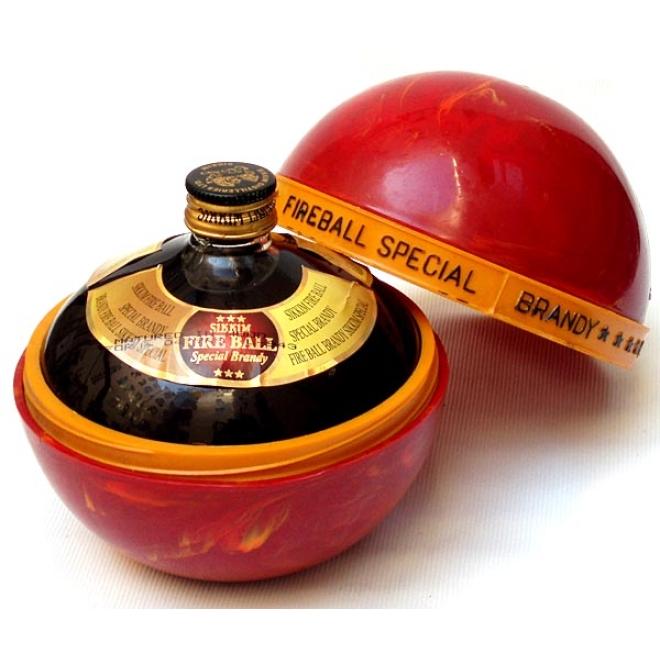 Sikkim Fireball Special Brandy - 40% - 700 ml