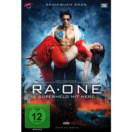 Ra One Dvd In German Bollywood Film