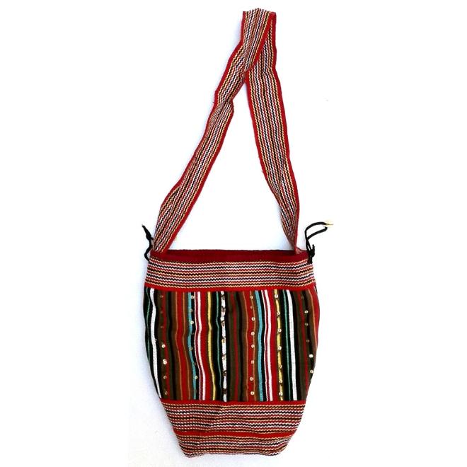sch ne indische tragetasche beautiful indian satchel. Black Bedroom Furniture Sets. Home Design Ideas
