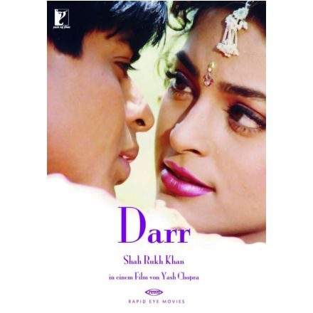 Darr Shahrukh Khan Darr Dvd Bollywood
