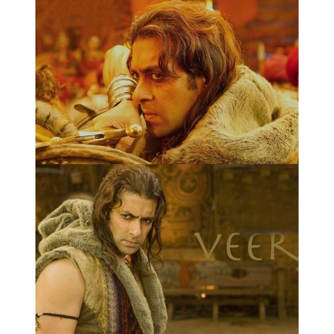 Veer - DVD (Salman Khan , Mithun Chakraborty   )
