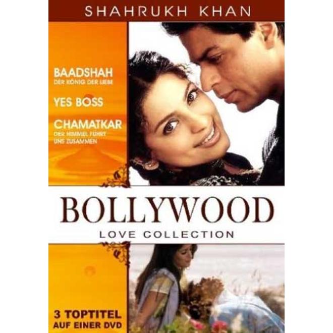 Bollywood Love Collection 3 Filme Mit Shahrukh Khan Deut Spr