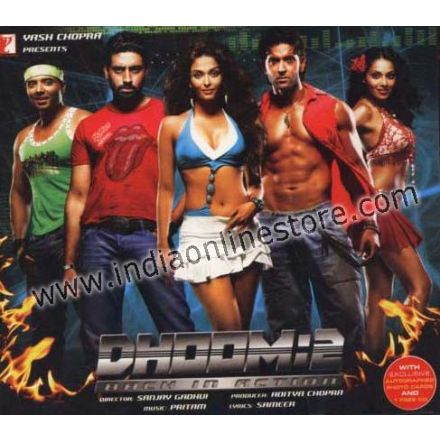 HINDI TÉLÉCHARGER MOTARJAM FILM DHOOM 2