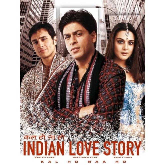 Indian Love Story - Kal Ho Naa Ho | Film, Trailer, Kritik