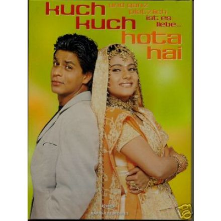 Kuch Kuch Hota Hai 2 Dvd Set German Edition