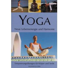 Yoga. Neue Lebensenergie und Harmonie (Naumann & Göbel) German Language Hardcover Edition