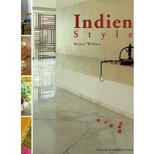 Indien Style (Henry Wilson) Images & Words, German Language Hardcover Edition