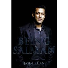 Being Salman Book by Jasim Khan (Hardcover)