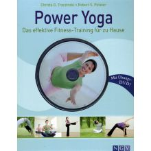 Power Yoga. Das effektive Fitness-Training für zu Hause (German Language Book & DVD) Hardcover Edition