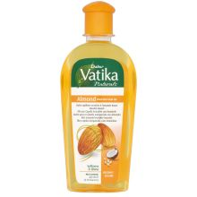 Dabur Vatika Naturals Almond Enriched Hair Oil (Softness & Shine) 200ml