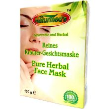 Naturmeds Pure Herbal Face Mask (for pure, glowing and healthy Skin, 100% natural Ingredients) 100g