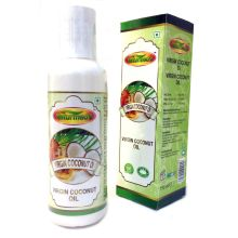 Naturmeds Virgin Coconut Oil from Fresh Coconuts (100% natural Ingredients, for Hair & Skin Care) 150ml