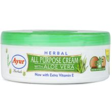 Ayur Herbal All Purpose Cream (Allzweck-Hautcreme mit Aloe Vera) 80ml