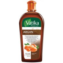 Dabur Vatika ARGAN Enriched Hair Oil (Exotic Shine & Softness) 200ml