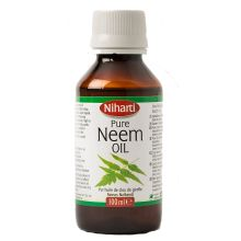 Nihari Pure Neem Oil (100m)