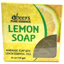 abeers Pure Essence Handmade Soap (LEMON) 110g