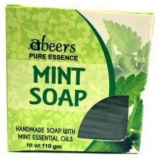 abeers Pure Essence Handmade Soap (Mint) 110g