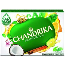 Original Chandrika (ayurvedic Soap for healthy & beautiful Skin) 75g