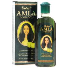 Dabur Amla Hair Oil - For Strong & Silky Hair