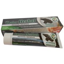 Dabur Herbal Charcoal Whitening Toothpaste (ayurvedische Zahncreme) 100ml