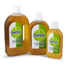 Dettol Liquid for hygiene uses