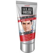 Emami Fair and Handsome 100% Oil Clear Face Wash - 50g