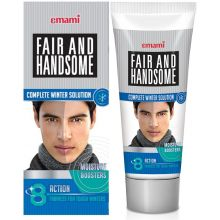 Emami Fair and Handsome Complete Winter Solution (Komplette Winterlösung für Männer, Pflegecreme)