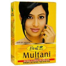 Hesh Multani Mitti (Natural Cleanser for Your Skin) 100g