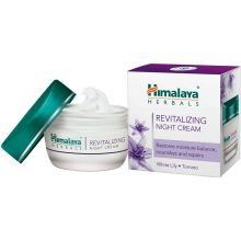 Himalaya Herbals Revitalizing Night Cream (mit Weißer Lilie & Tomate) 50g